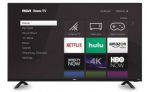 50″ Class 4K Ultra HD (2160P) HDR Roku Smart LED TV (RTRU5027-W)