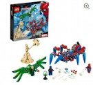 LEGO Marvel Spider-Man's Spider Crawler 418-Piece Building Kit