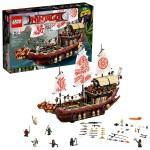 LEGO Ninjago Movie Destiny's Bounty 2,295-Piece Building Set – $119.99