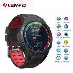 LEMFO M1 Smart Watch 2018 Bluetooth SIM GPS Heart Rate For Android IOS $51.99