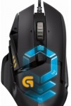 Logitech – G502 Proteus Spectrum Wired Optical 11-Button Scrolling Gaming Mouse with RGB Lighting – Black