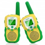 Lydaz Walkie Talkies for Kids with 2″ Backlit LCD Flashlight