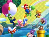 Switch Games: New Super Mario Bros U Deluxe, Super Mario Party/Odyssey