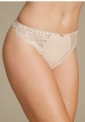 Cotton Blend Side Lace Thong-Buy 3 for the price of 2 -@marksandspencer