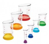 7-Piece OXO Liquid Measuring Beakers + 5-Piece Rachael Ray Measuring Cups