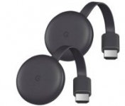 2-Pack Google Chromecast Streaming Media Player (Latest Model)