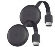 2-Pack Google Chromecast Streaming Media Player (Latest Model)