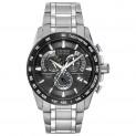 Men's Citizen Eco-Drive Titanium Chrono Atomic Timekeeping Watch