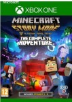 Minecraft Story Mode Complete Adventure Xbox One-77% OFF