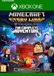 Minecraft Story Mode Complete Adventure Xbox One