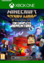 Minecraft Story Mode Complete Adventure Xbox One-90% OFF