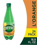 24-Pack 16.9oz Perrier Carbonated Mineral Water