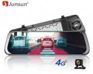"Junsun A930 10"" ADAS Stream Media Rear View Mirror"