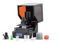Monoprice MP Mini SLA LCD High Resolution Resin 3D Printer