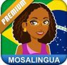 Learn Brazilian Portuguese with MosaLingua – Free-MosaLingua Crea-@googleplay