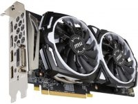 MSI Radeon RX 580 ARMOR OC 8GB GDDR5 Video Card + Xbox Game Pass (3-mo.)