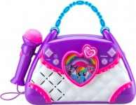 My Little Pony Magical Music Sing-Along Boombox Karaoke System