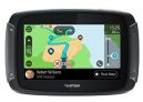 Motorcycle GPS TomTom Rider 550 with Lifetime Traffic and World Maps