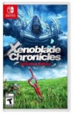 Nintendo Switch Xenoblade Chronicle Definitive Edition Walmart B&M $10 ymmv