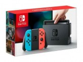 Nintendo Switch 32GB Console with Neon Joy-Con