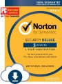 Norton Security Deluxe – 5 Device [Download Code]-(56%) OFF