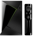 NVIDIA – SHIELD TV – 4K HDR Streaming Media Player with Google Assistant – Black-Save $40