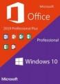 Windows10 PRO OEM + Office2019 Professional Plus CD Keys Pack-78% OFF