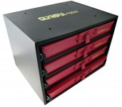 Olympia Tools 2,000-Piece 4-Drawer Hardware Organizer – $131.86 Shipped