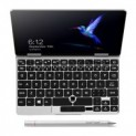 One Netbook One Mix 2S Yoga Pocket Laptop Intel Core M3-8100Y Dual Core Touch ID (Silver) + Original Stylus Pen (Silver)-22% OFF