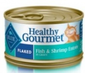 Blue Buffalo Canned Cat Food: 24-Pk 3oz Adult Wet Food