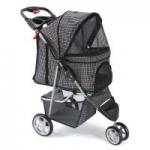 Pet Stroller 3-Wheel Jogger Folding Carrier for Dogs & Cats – $48.99 Each