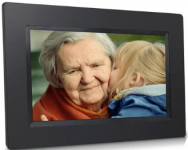 7 INCH SMART WIFI CLOUD DIGITAL PHOTO FRAME CPF708 – FREE CLOUD STORAGE, REAL-TIME PHOTOS, MOVIES, SOCIAL MEDIA, BROWSER, ALL APPS