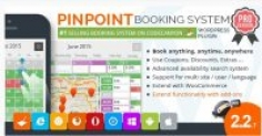 Pinpoint Booking System PRO-$6-@Codecanyon