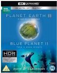 Planet Earth II (4K Ultra HD + Blu-ray) $19.95 Shipped, Planet Earth II & Blue Planet II Collection (4K UHD + Blu-ray) $35.97 Shipped @ Amazon UK