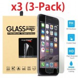 Premium Screen Protector Tempered Glass For iPhone SE 5 6 7 8 Plus X Xs Max XR $1.79