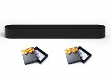 Prime Member: Sonos Beam Sound Bar w/ Alexa + $100 Amazon GC