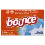 Prime Members: 240-Count Bounce Fabric Softener Dryer Sheets