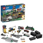 Prime Members: LEGO City Cargo Train w/ 10-Speed Bluetooth Remote (60198)
