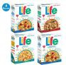 4-Count 13oz. Quaker Life Breakfast Cereal (3 Flavor Variety Pack)