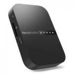 RAVPower FileHub AC750 Travel Router w/ Wireless SD Card Reader