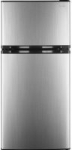 Insignia 4.3 cu. ft. Top-Freezer Refrigerator (Stainless Steel)