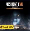 RESIDENT EVIL 7 biohazard Gold Edition-50% OFF