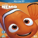 3D Movies (Region-Free Blu-ray 3D + Blu-ray): Finding Nemo, The Nightmare Before Christmas