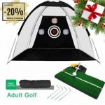 Golf Net Mat Bundle