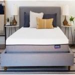 """Simmons Beautysleep 8"""" Memory Foam Mattress-In-A-Box: Queen $299, Twin"""