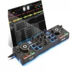 Beginner DJ Bundle: Hercules DJ Control Starlight + Serato DJ Pro Software
