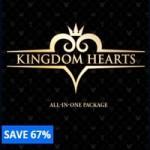PS4 Digital Download: Kingdom Hearts All-In-One Package $33, Kingdom Hearts III