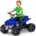 Kid Trax Sport ATV 12-Volt Ride-On Toy (blue, green or pink)