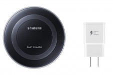 Wireless Charger Samsung Qi Certified Fast Charge  Pad, Black – $18.00 Each
