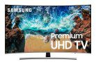 Samsung UN65NU8500 Curved 65″ 4K UHD 8 Series Smart LED TV (2018)-39% OFF